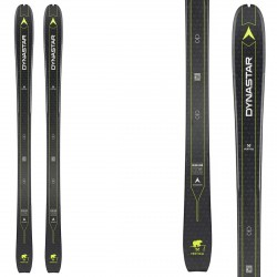 Ski alpinisme Dynastar Vertical Deer + fixations Look ST 10
