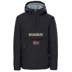 Cagoule Napapijri Rainforest Pocket Hombre negro
