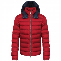 Down jacket Colmar Originals Empire Man red