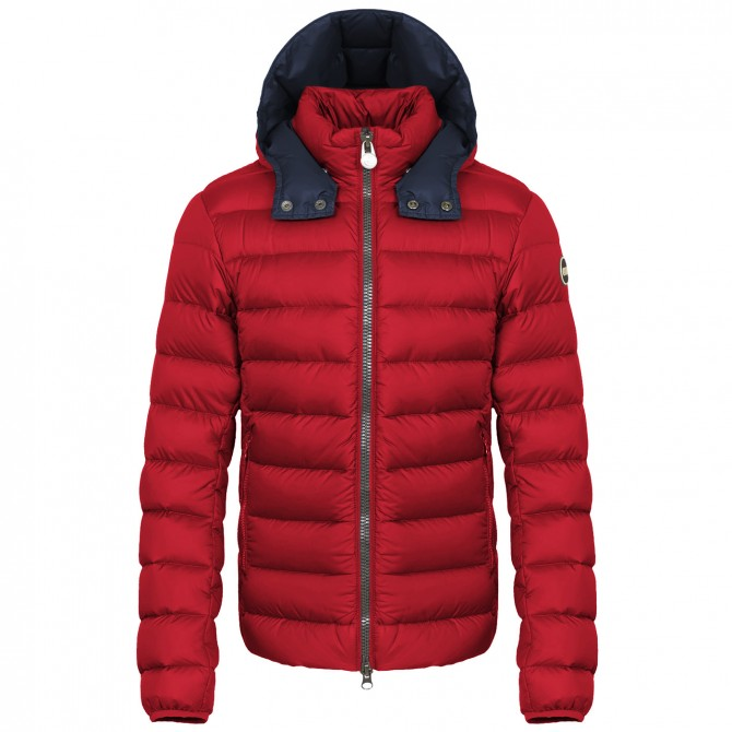 Doudoune Colmar Originals Empire Homme rouge