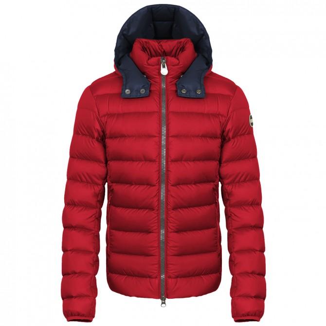 Down jacket Colmar Originals Empire Man red