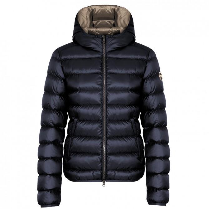 Down jacket Colmar Originals Place Woman navy