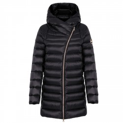 Long down jacket Colmar Originals Place Woman black