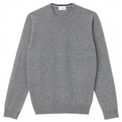 Pull-over Lacoste col rond Homme