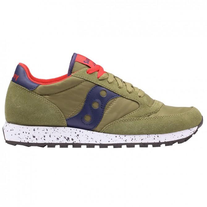 e230dcd28b2a Sneakers Saucony Jazz Original Man green-blue