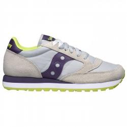 Sneakers Saucony Jazz Original Femme gris-violet