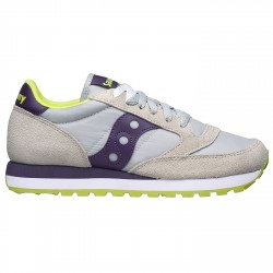 Sneakers Saucony Jazz Original Woman grey-purple