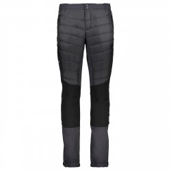 Mountaineering ski pants Cmp Man black