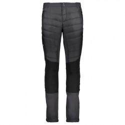 Pantalones esquí montañismo Cmp Hombre negro
