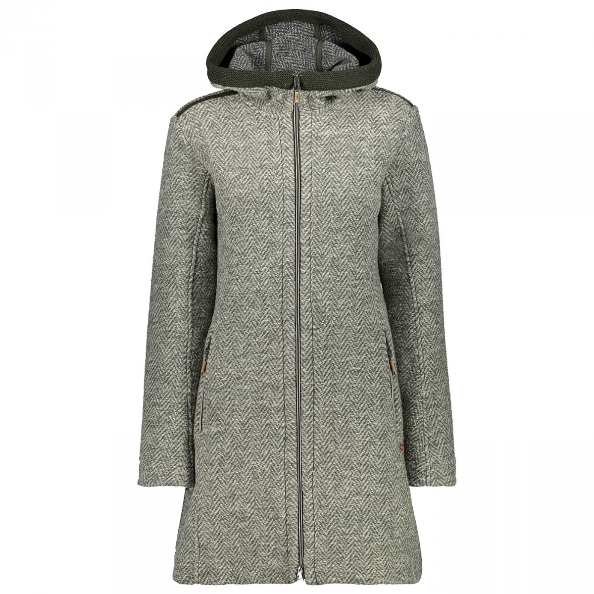 Lunga Cmp Abbigliamento Giacca Casual Donna 1d41RS