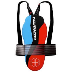 Paraschiena Energiapura Long Back Protector Hirscher