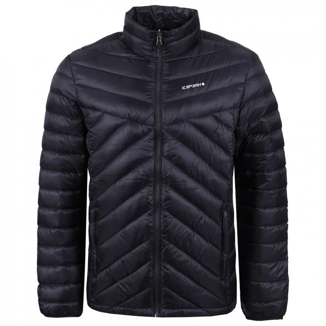 Ski jacket Icepeak Lynn Man black