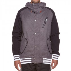 Snowboard jacket Billabong Varsity Man grey