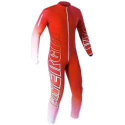 Race suit Energiapura Bold Unisex red