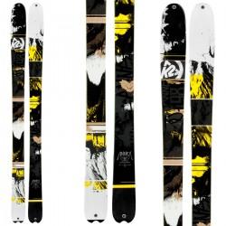 ski K2 Annex 98 + bindings Vist V614