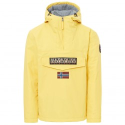 Cagoule Napapijri Rainforest Winter Hombre amarillo