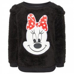 Sudadera Name It Fuzzy Minnie Niña