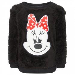 Sweatshirt Name It Fuzzy Minnie Girl
