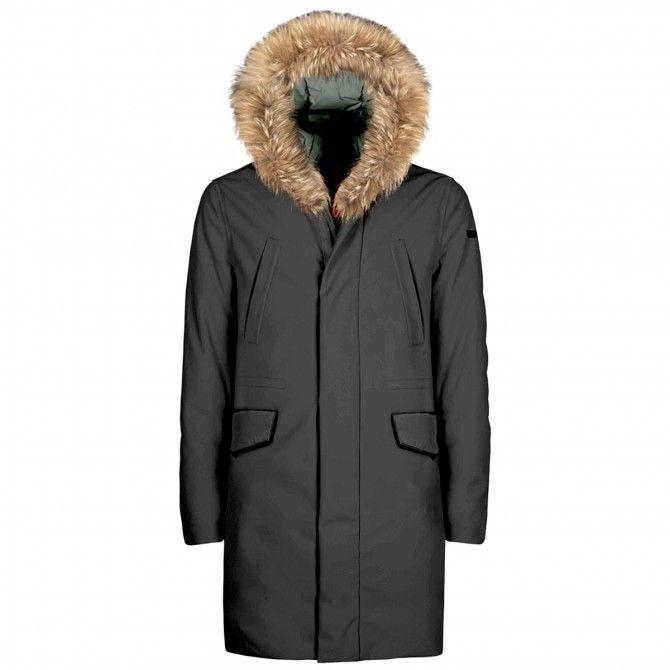 Parka RRD Winter Fur Uomo RRD Giacche e giubbotti