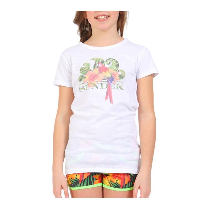 t-shirt Sundek Mini Jacqueline Girl