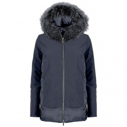 Jacket RRD Winter Hybrid Zar Fur T Woman