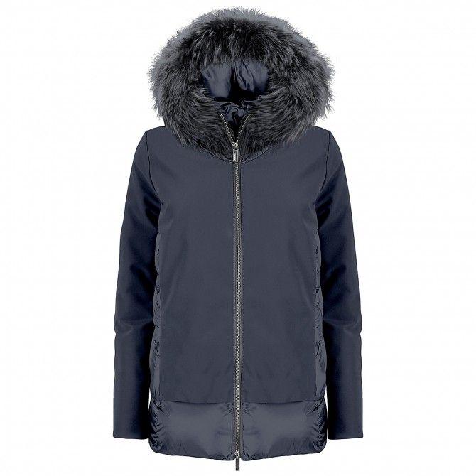 Jacket RRD Winter Hybrid Zar Fur T Woman