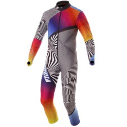 Race suit Energiapura Optical Unisex rainbow