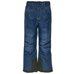 Pantalone sci Lego Ping 777 Junior blu jeans