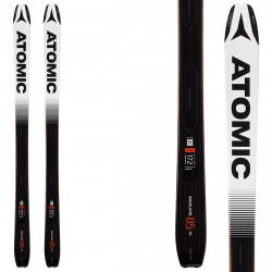Ski alpinisme Atomic Backland 85 noir