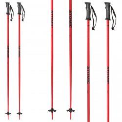 Bâtons ski Atomic Amt rouge