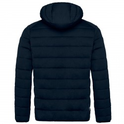 Hooded down jacket Invicta Man