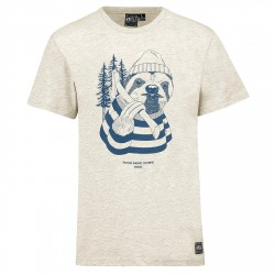 T-shirt Picture Sloth Homme