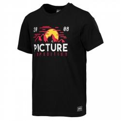 T-shirt Picture Beaver Uomo