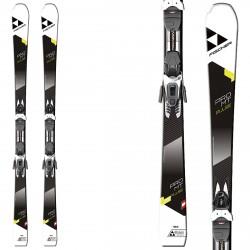 Esquí Fischer Pro Mt Pulse Slr + fijaciones Rs9
