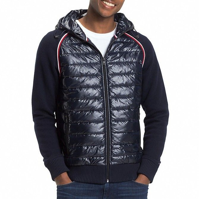 Jacket Tommy Hilfiger Mixed Man