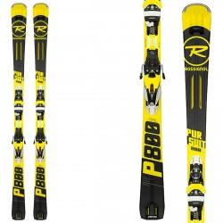 Ski Rossignol Pursuit 800 Ti Cam + fixations Nx 12 Konect Dual Wtr B80