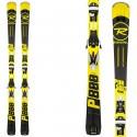 Esquí Rossignol Pursuit 800 Ti Cam + fijaciones Nx 12 Konect Dual Wtr B80