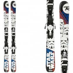 Ski Rossignol Star Wars + fixations Xpress Jr 7 B83