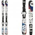 Ski Rossignol Star Wars (Xpress) + fixations Xpress Jr 7 B83