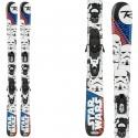 Ski Rossignol Star Wars (Kid-X) + fixations Xpress Jr 7 B83