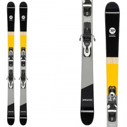 Ski Rossignol Sprayer (Xpress2) + bindings Xpress 10 B83