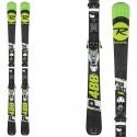 Esquí Rossignol Pursuit 400 Carbon (Konect) + fijaciones Nx 12 Konect Dual B80