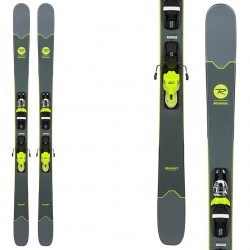 Ski Rossignol Smash 7 (Xpress2) + bindings Xpress 10 B93