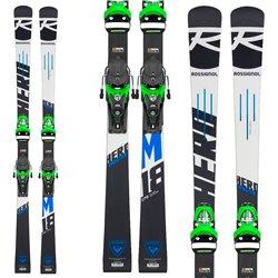 Ski Rossignol Hero Master (R22) + fixations Spx 15 Rockerflex - 175 cm