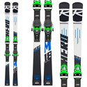 Ski Rossignol Hero Master (R22) + bindings Spx 15 Rockerflex - 175 cm