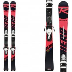 Ski Rossignol Hero Jr Multi Event + bindings Xpress Jr 7 B83