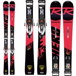 Esquí Rossignol Hero Elite Plus Ti (Konect) + fijaciones Nx 12 Konect Dual B80