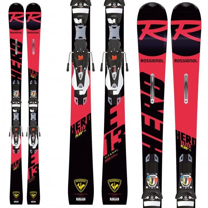 Ski Rossignol Hero Elite Plus Ti (Konect) + bindings Nx 12 Konect Dual B80