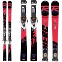 Esquí Rossignol Hero Elite Lt Ti (Konect) con fijaciones Nx 12 Konect Dual B80