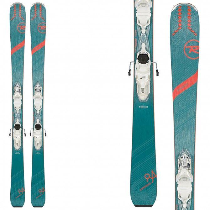 Esquí Rossignol Experience 84 Ai W (Xpress) + fijaciones Xpress W 11 B93